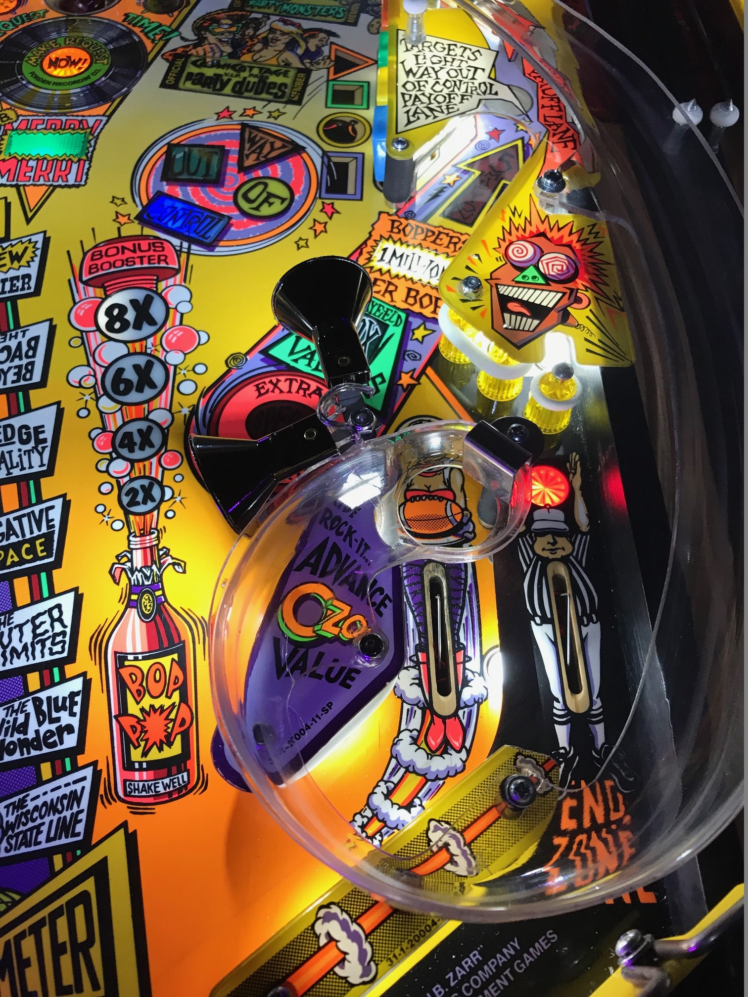 High Quality Party Zone Pinball Ultimate LED Kit Pinball LEDs