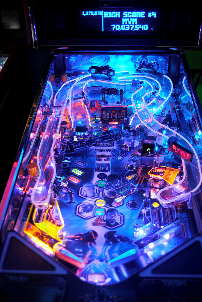High Quality Tron Le Pinball Supplemental Led Lighting Kit