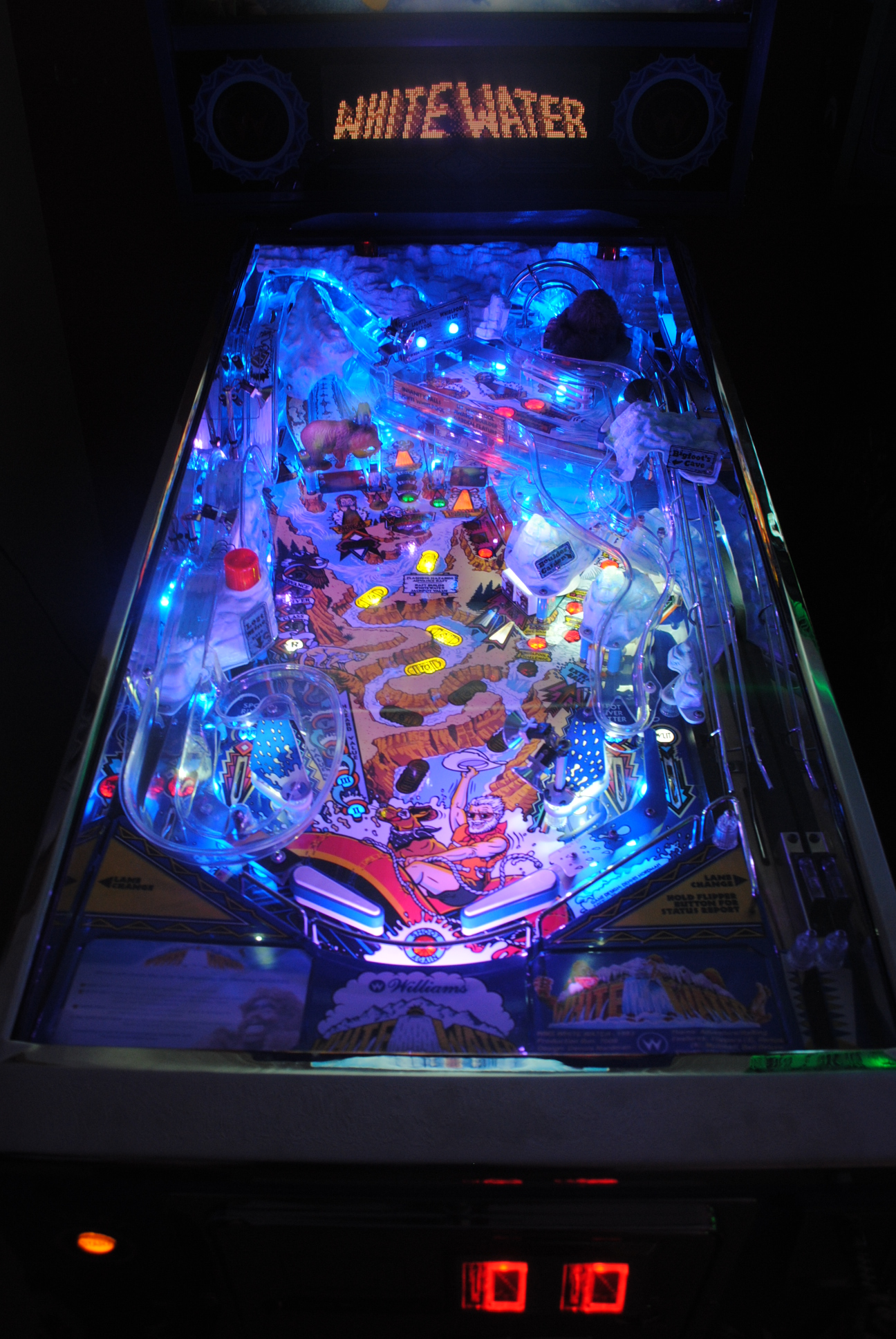 High Quality White Water Pinball Ultimate Led Kit White