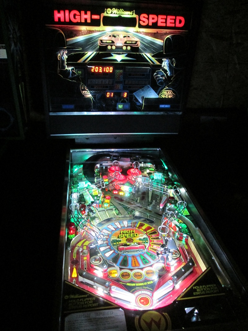 High Quality High Speed Pinball Ultimate Led Lighting Kit