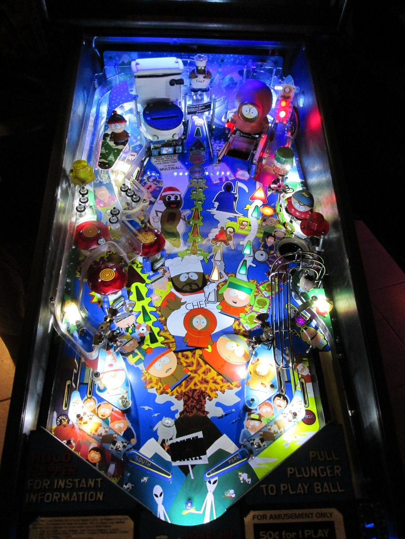 High Quality South Park Pinball Ultimate LED Lighting Kit ...