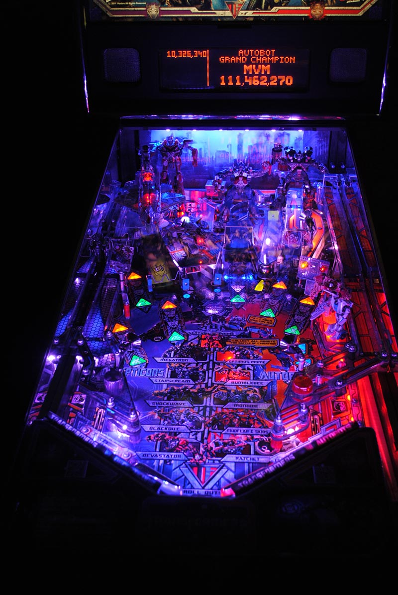 high quality transformers pinball ultimate led lighting kit pinball